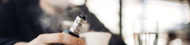 Studio: con la sigaretta elettronica migliora respirazione e benessere
